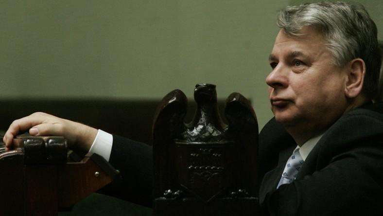 Bogdan Borusewicz popiera bojkot igrzysk olimpijskich w Pekinie