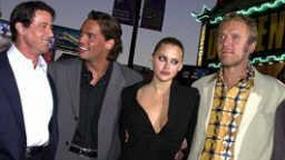 "Hollywoodzka premiera ""Driven"" z Sylvestrem Stallone"