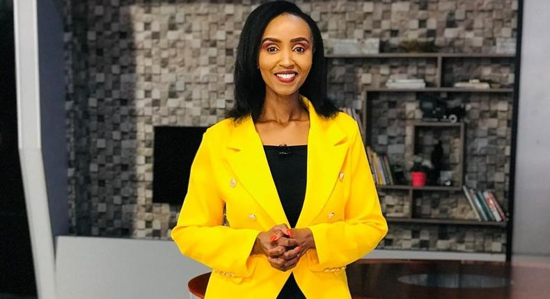 I'm done with employment – News anchor Diana Rachel says as she quits Ebru TV
