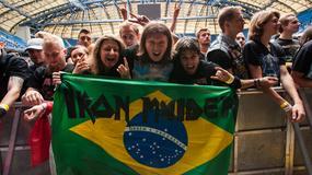 Tak wyglądają dziś metalowcy. Zobacz zdjęcia fanów metalu na koncercie Iron Maiden, Slayer i Ghost