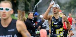 Triathloniści zmagali się w Gdyni