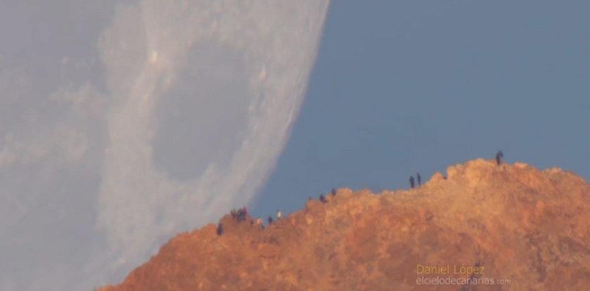 NASA opublikowało niesamowite nagranie