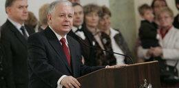 Szok! Co oni zrobili z pomnikiem Lecha Kaczyńskiego?