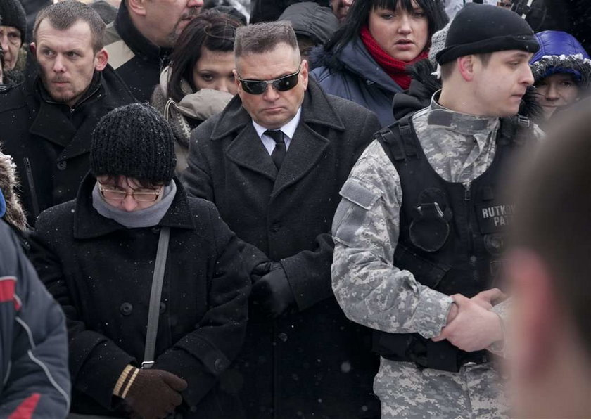 Pogrzeb półrocznej Madzi z Sosnowca