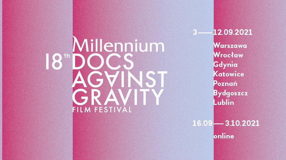 Millennium Docs Against Gravity 2021
