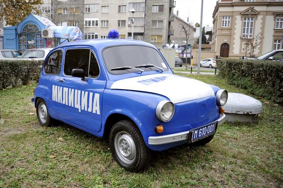 Bio je omiljen i od strane jugoslovenske policije