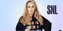 """Adele długo nie występowała. W """"Saturday Night Live"""" zrobiła prawdziweshow"""