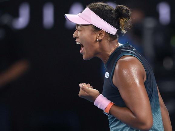 Naomi Osaka je i dalje prva teniserka sveta