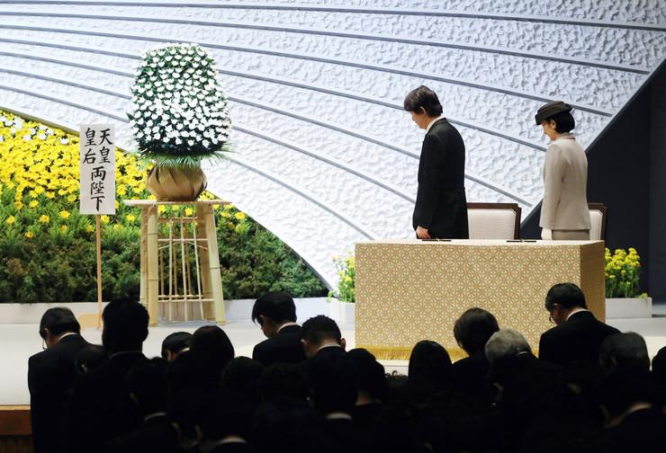 Japan. Šinzo Abe, EPA - JIJI PRESS