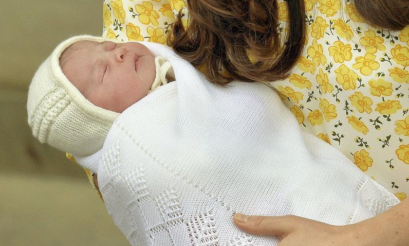 Księżna Kate urodziła córeczkę