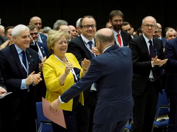 List do uczestników kongresu wystosował prezydent Andrzej Duda.