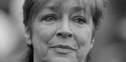 Zmarła legendarna serialowa aktorka