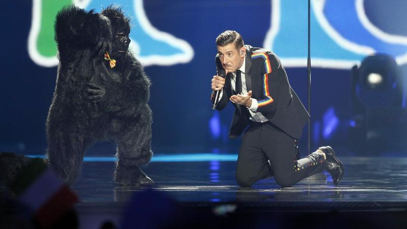 Reprezentant Włoch na Eurowizji 2017