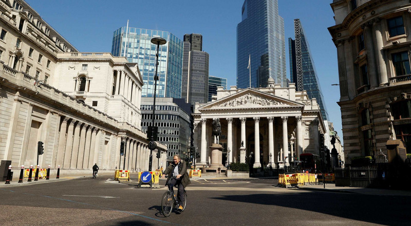 Central bank stimulus makes people happier and financially better-off, Bank of England study says