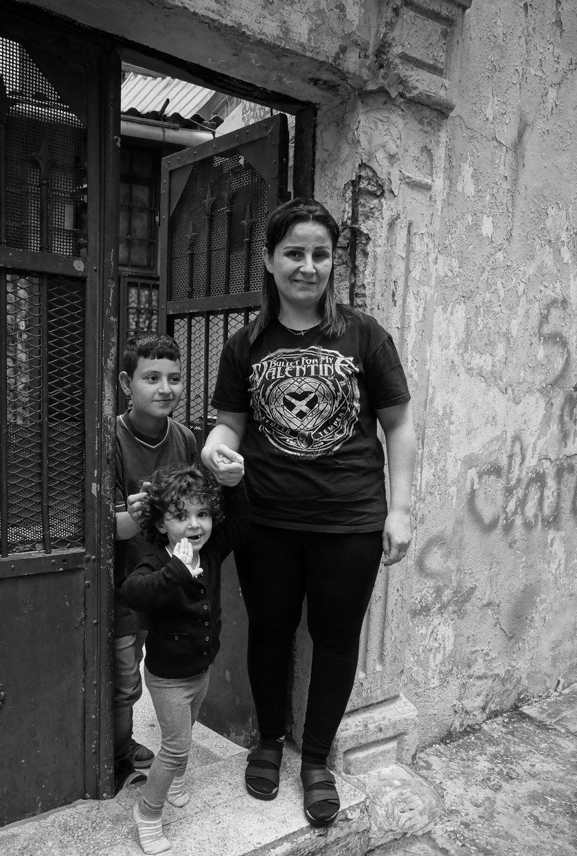 Uciekli do Bejrutu przed ISIS