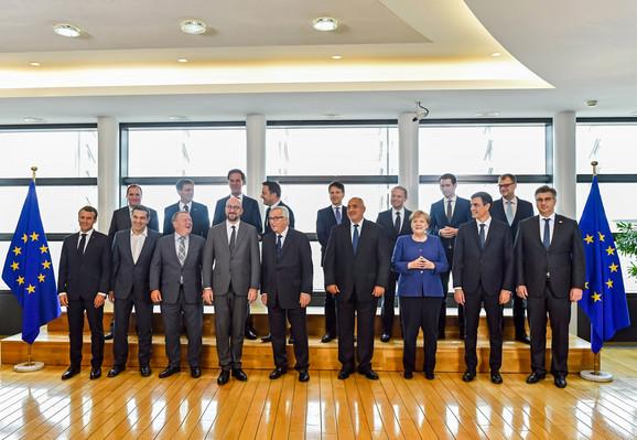 Veliki zadatak pred učesnicima letnjeg samita u Briselu