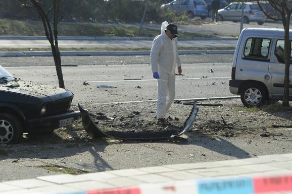 SAZNAJEMO Luksuzni automobil koji je eksplodirao na Galenici pripada supruzi muškarca OSUMNJIČENOG ZA UBISTVO
