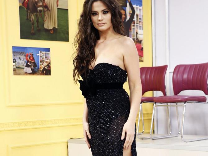 Milica Pavlović: ne, nije ova haljina u pitanju, sledeća je