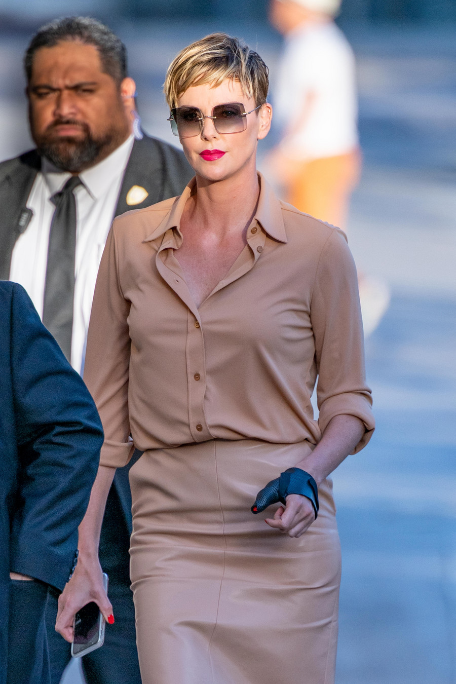 Charlize Theron / RB/Bauer-Griffin / GettyImages