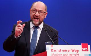 'Bild': Schulz obawia się o swoją polityczną przyszłość