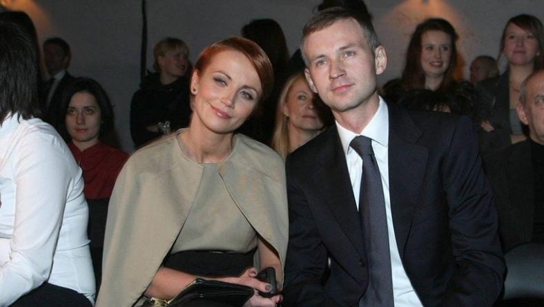 Kasia Zielińska tworzy szczęśliwy związek z Wojciechem Domańskim.