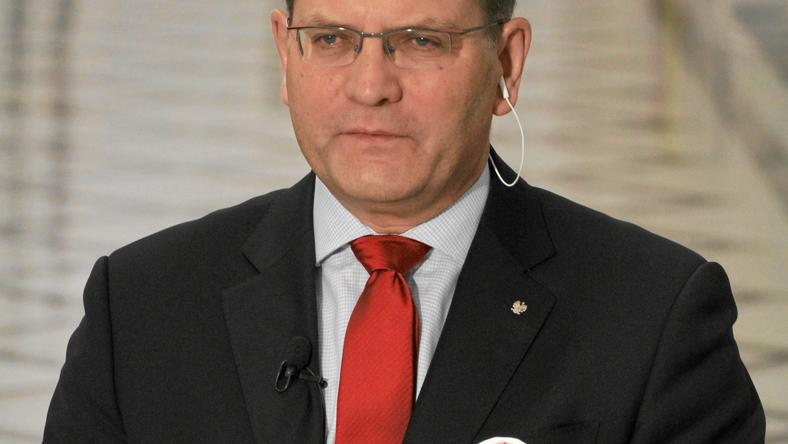 Eugeniusz Kłopotek, fot.Sławomir Kamiński / Agencja Gazeta