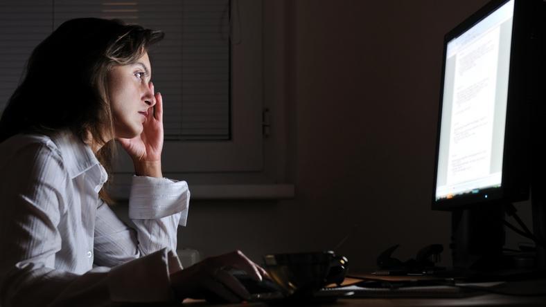 Praca zmianowa może powodować poważne schorzenia