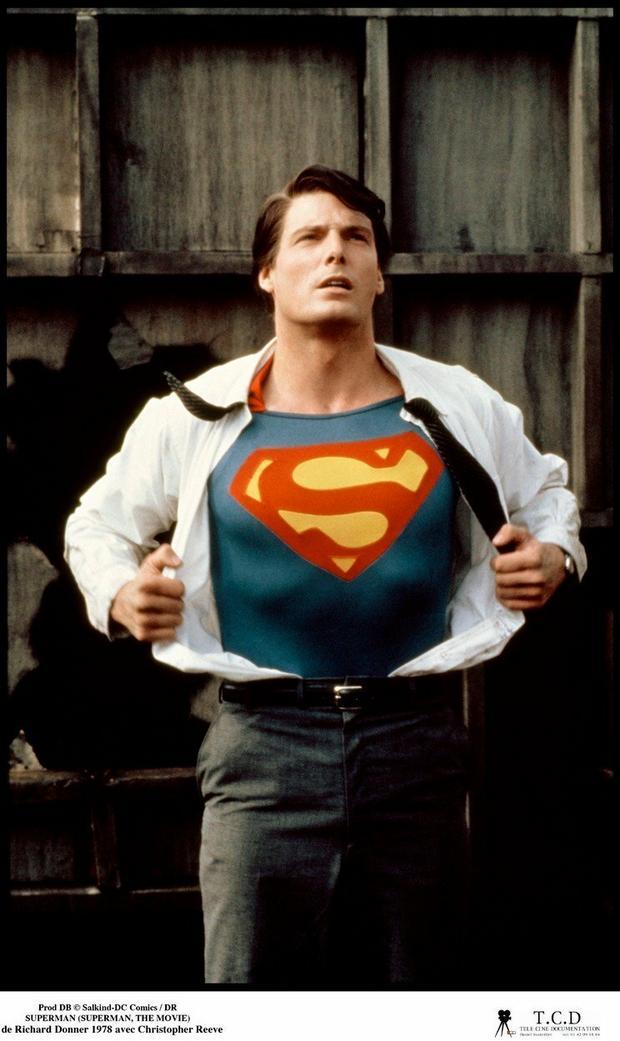 Najpoznatiji Supermen svih vremena