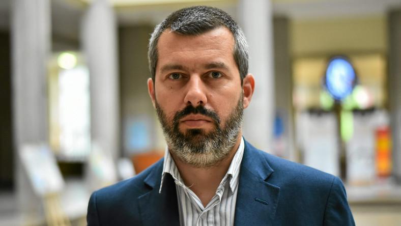 Łukasz Niesiołowski-Spano, Fot. Franciszek Mazur / Agencja Gazeta