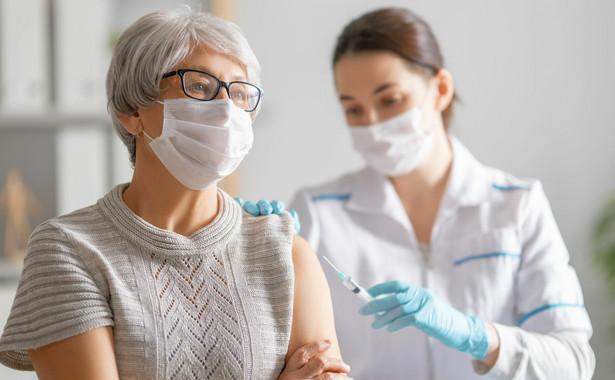 W przyszłym tygodniu do Polski dotrze 1,1 mln mniej szczepionek niż zakładano.