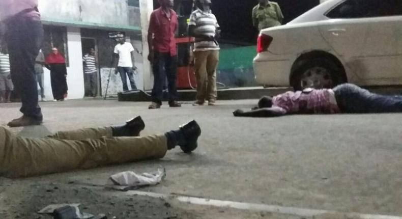 File Image: Thugs gunned down by police