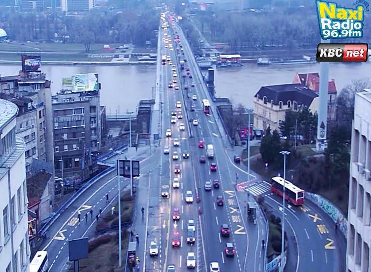 Bankov most Terazijski Tunel