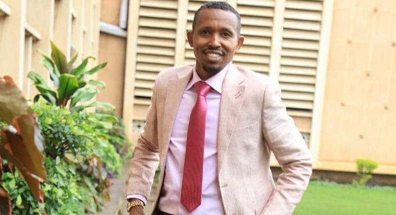 Nyali MP Mohamed Ali (Jicho pevu)