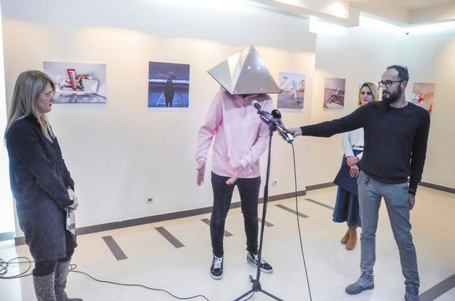Otvaranje izložbe u Novom Pazaru