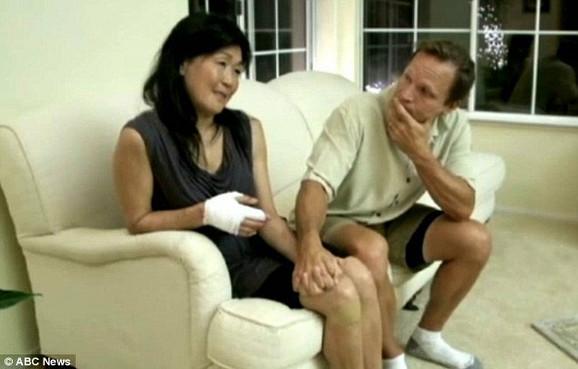 Mariko Haugen i njenog supruga Dona su preživeli zahvaljujući tekvondou