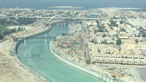 Dubaj: Największa inwestycja miejska 2016 na finiszu. Trwa wypełnianie kanału wodą