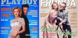 Pazura z żoną: Od Playboya do katolickiego kwartalnika...