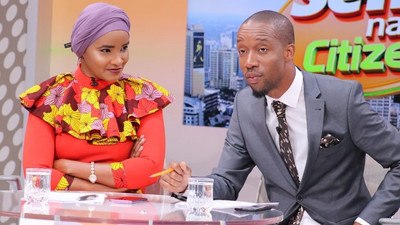 Kenyans react as Lulu Hassan & Rashid Abdalla Mark 3 years of Anchoring News Together