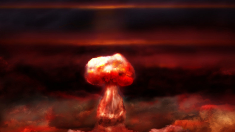 64 km – tyle wynosiła wysokość grzyba atomowego