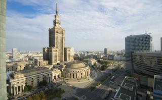 Pajacowanie przy Pałacu, czyli Polska to kraj bogaczy