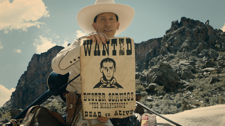 """The Ballad of Buster Scruggs"": kadr z filmu"