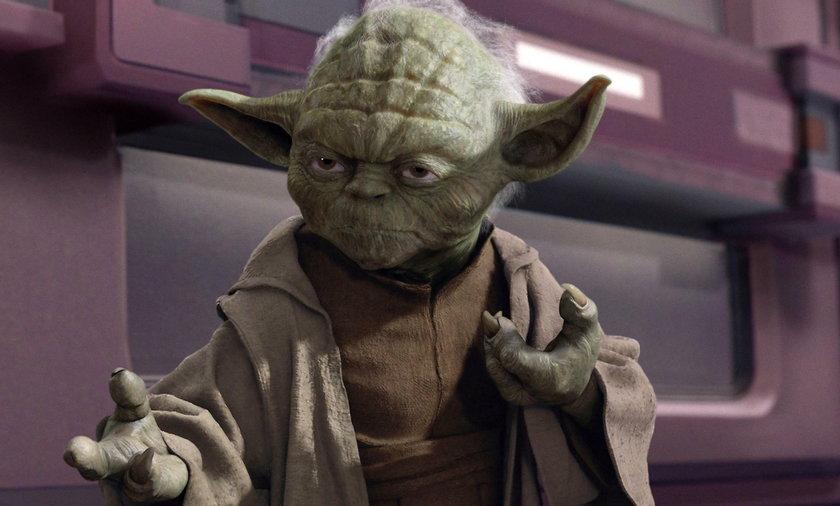 Dziennikarz dał swojemu dziecku na imię Yoda