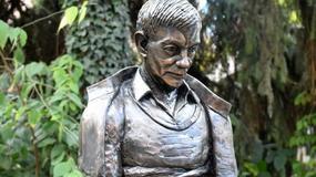 Odsłonięto pomnik Zbigniewa Herberta w Budapeszcie
