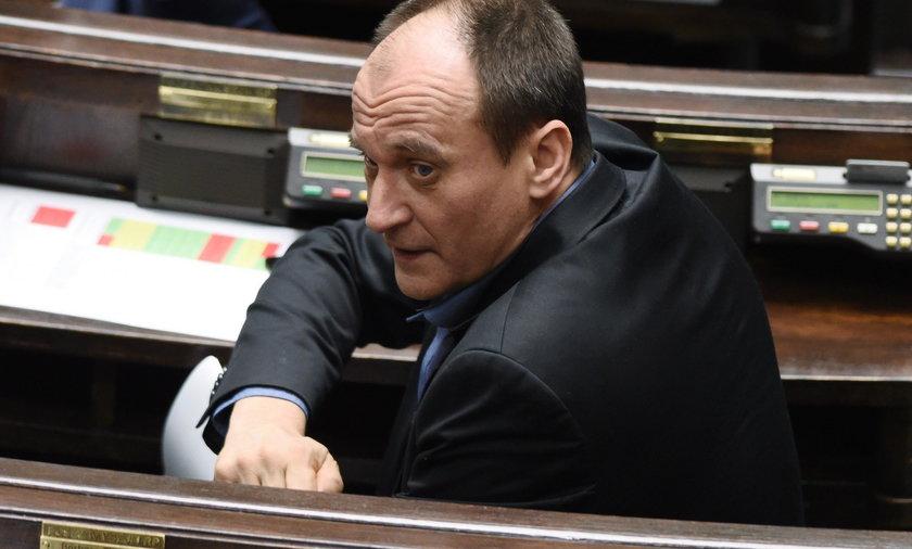 """""""Pawle Kukiz, gdy trwało wysłuchanie publiczne w Sejmie, jadłeś obiad z Tyszką"""" - pisze Tomasz Cimoszewicz"""