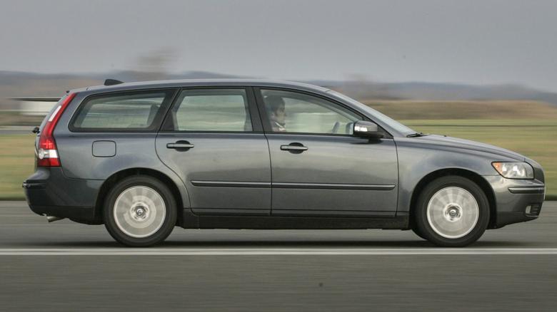 Volvo V50 (2004-12) - od 14 500 zł