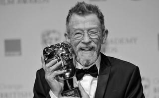 Zmarł brytyjski aktor John Hurt