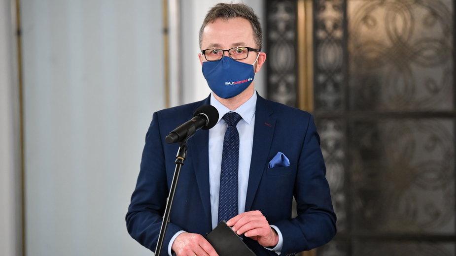 Poseł Koalicji Obywatelskiej, Krzysztof Piątkowski