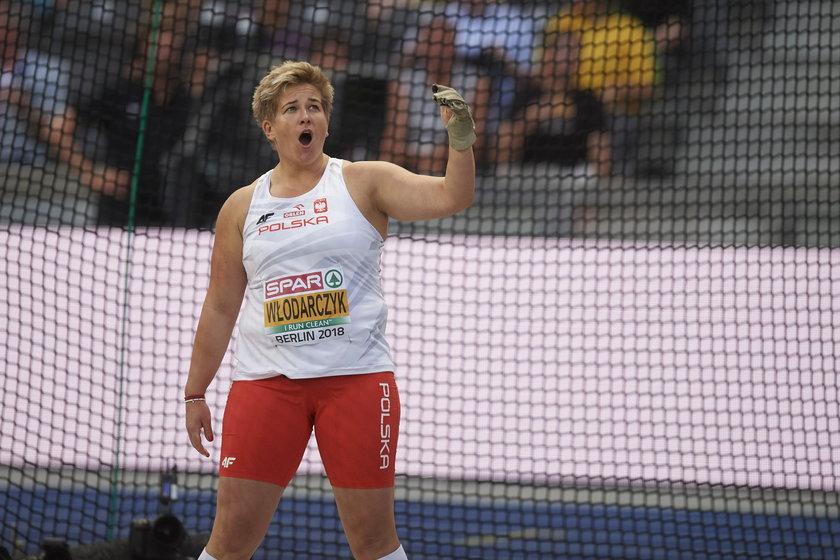 Anita Włodarczyk.