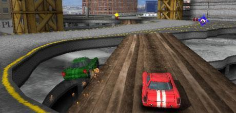 "Screen z gry ""Mashed: Drive to Survive"""