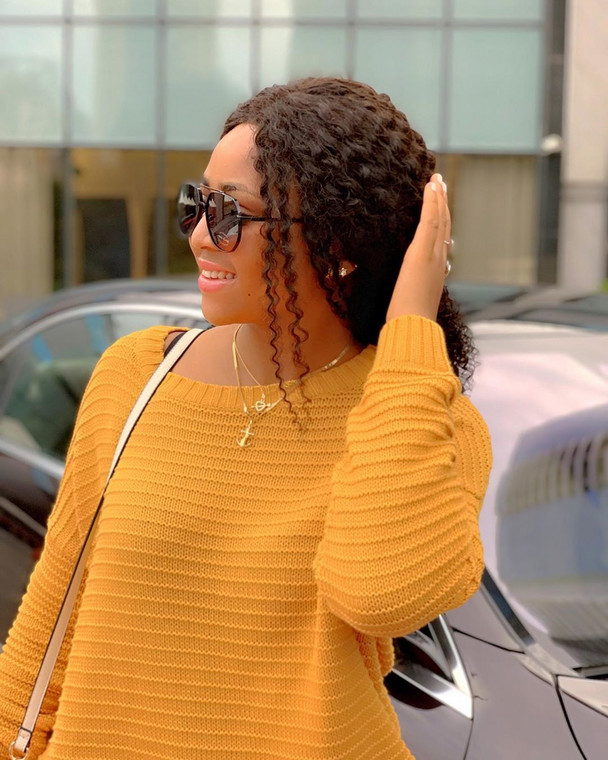 Regina Daniels is rumoured to have tied the knot with a politician and billionaire business man [Instagram/ReginaDaniels]